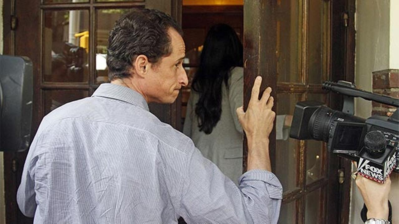 Anthony Weiner to plead guilty in sexting case involving North Carolina teen