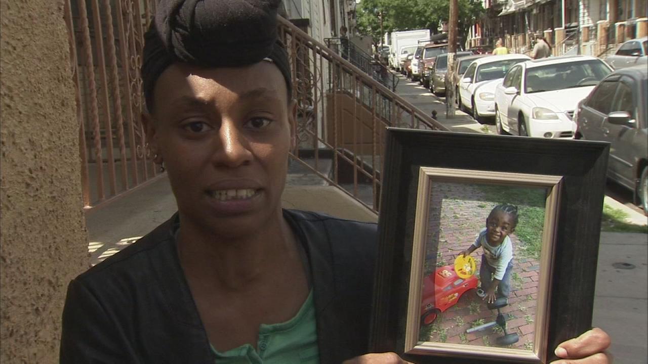 Mother of toddler shot in Kensington makes emotional appeal
