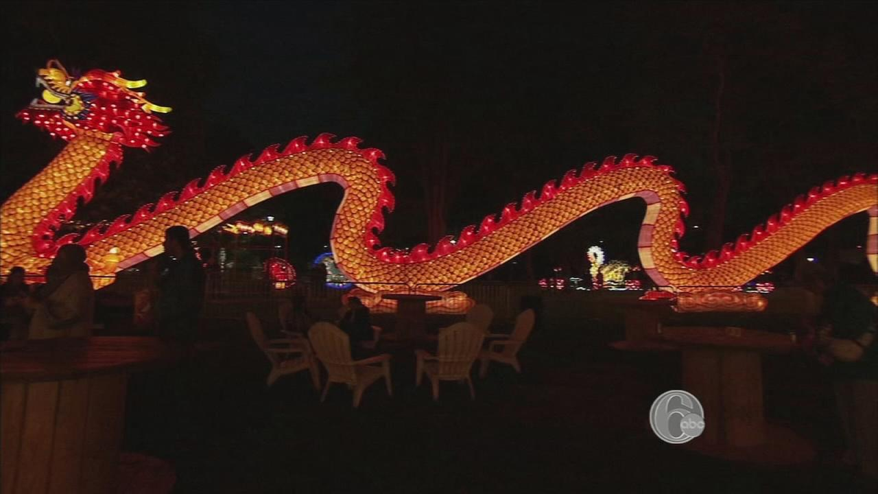 VISIONS Chinese Lantern Fest