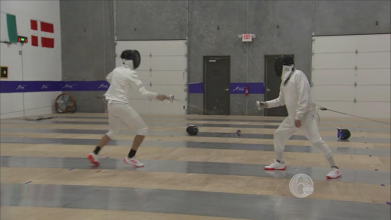 VISIONS Chinese Fencing