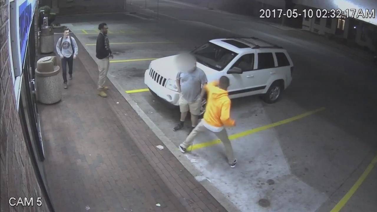 RAW VIDEO: Disabled man assaulted in West Chester