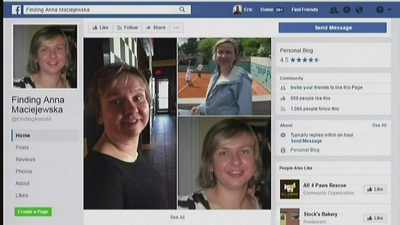 Family member of missing woman arrives from Poland