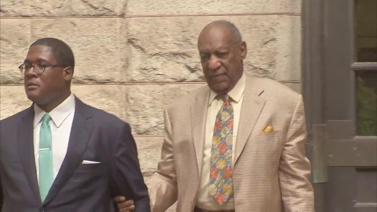 3 white men, 2 white women picked for Cosby jury so far