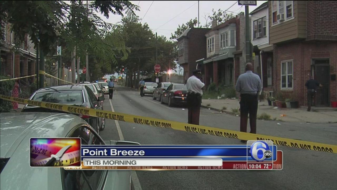 VIDEO: Deadly stabbing in Point Breeze