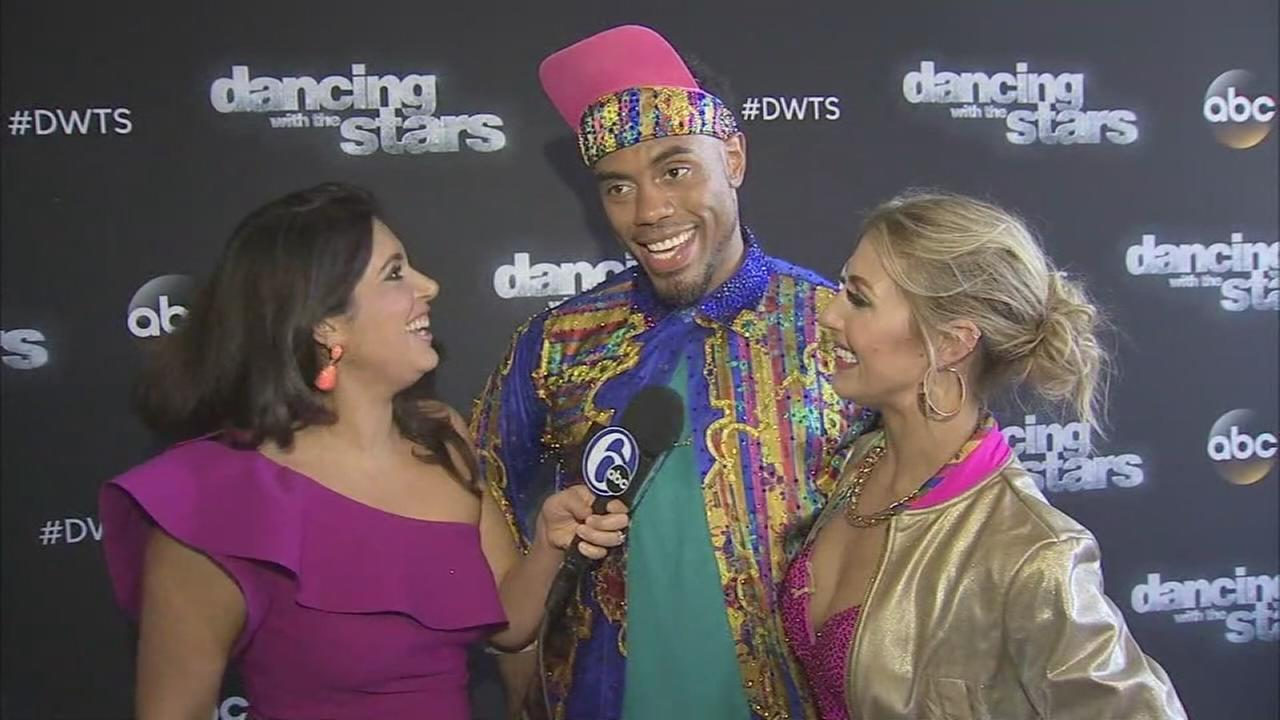 Alicia Vitarelli previews Dancing With The Stars finale