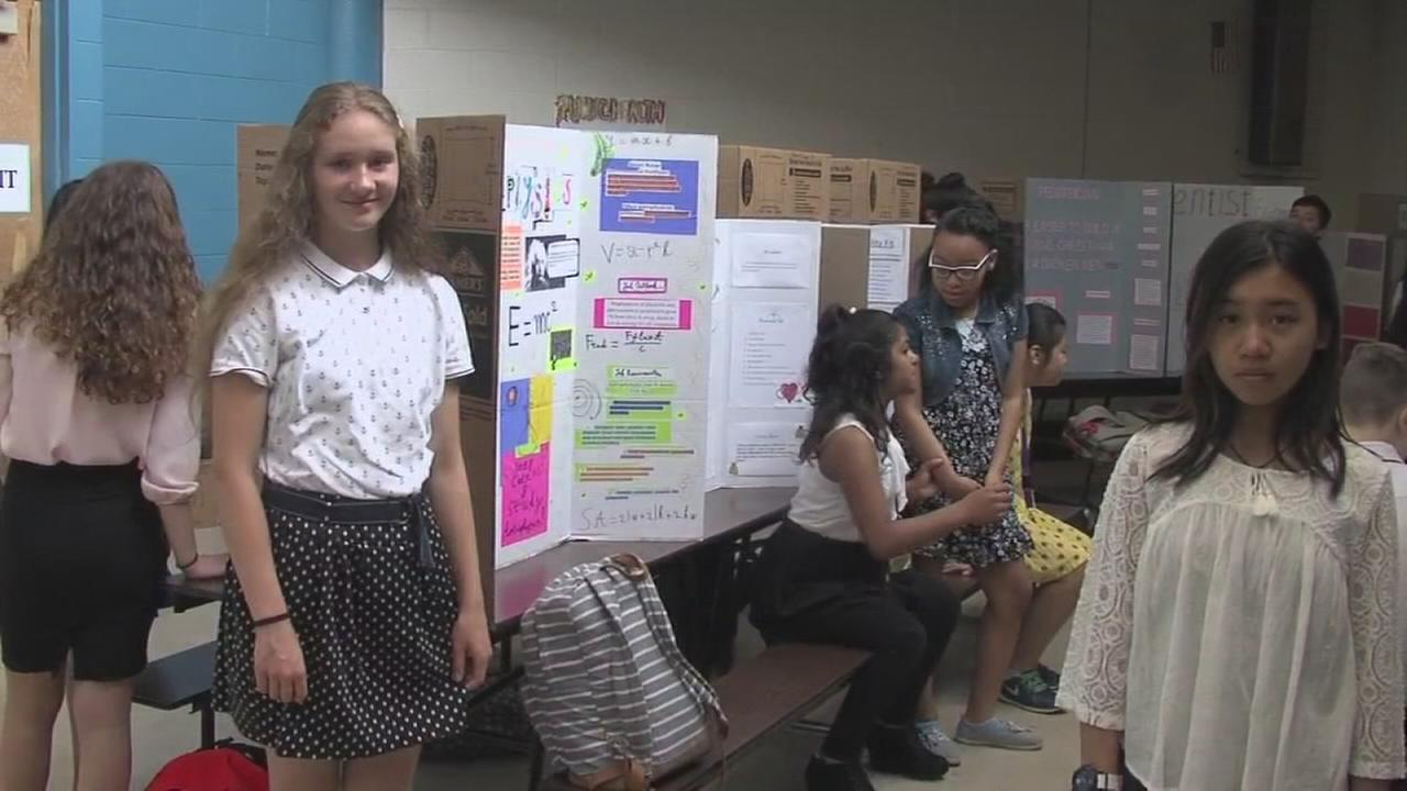 CAPSTONE projects displayed with pride