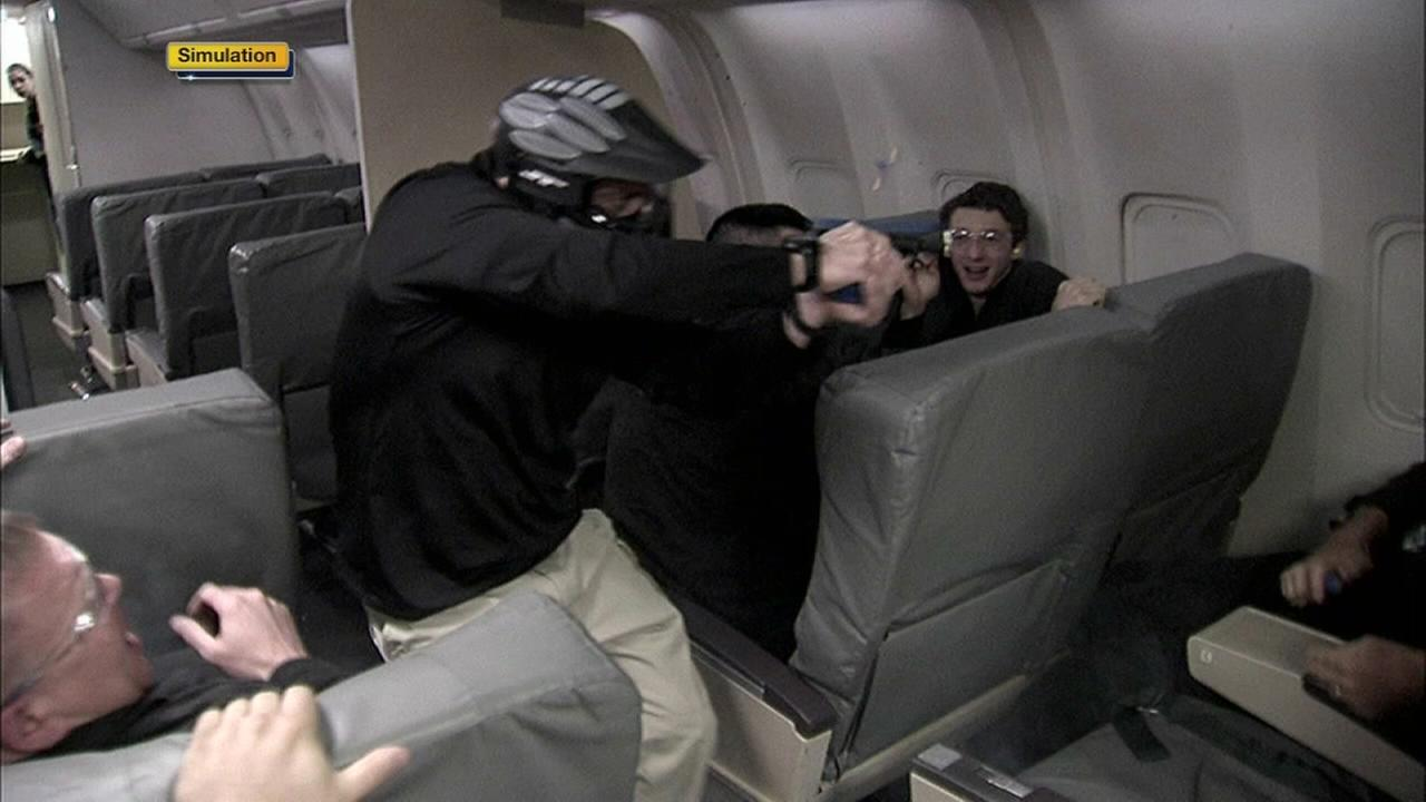 Action News Investigation: Training U.S. Air Marshals