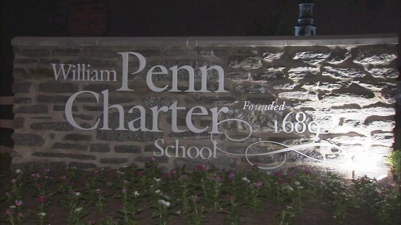 Burglar targets Penn Charter