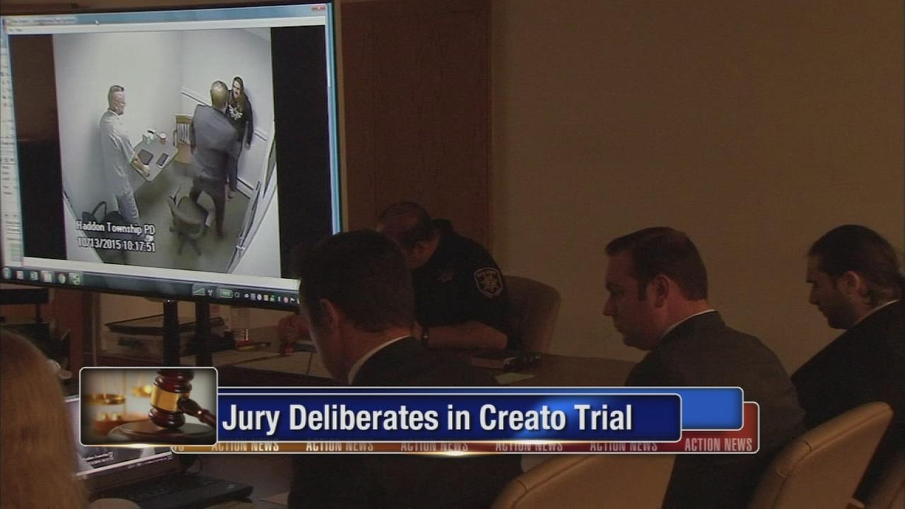 Creato trial deliberations to resume after Memorial Day