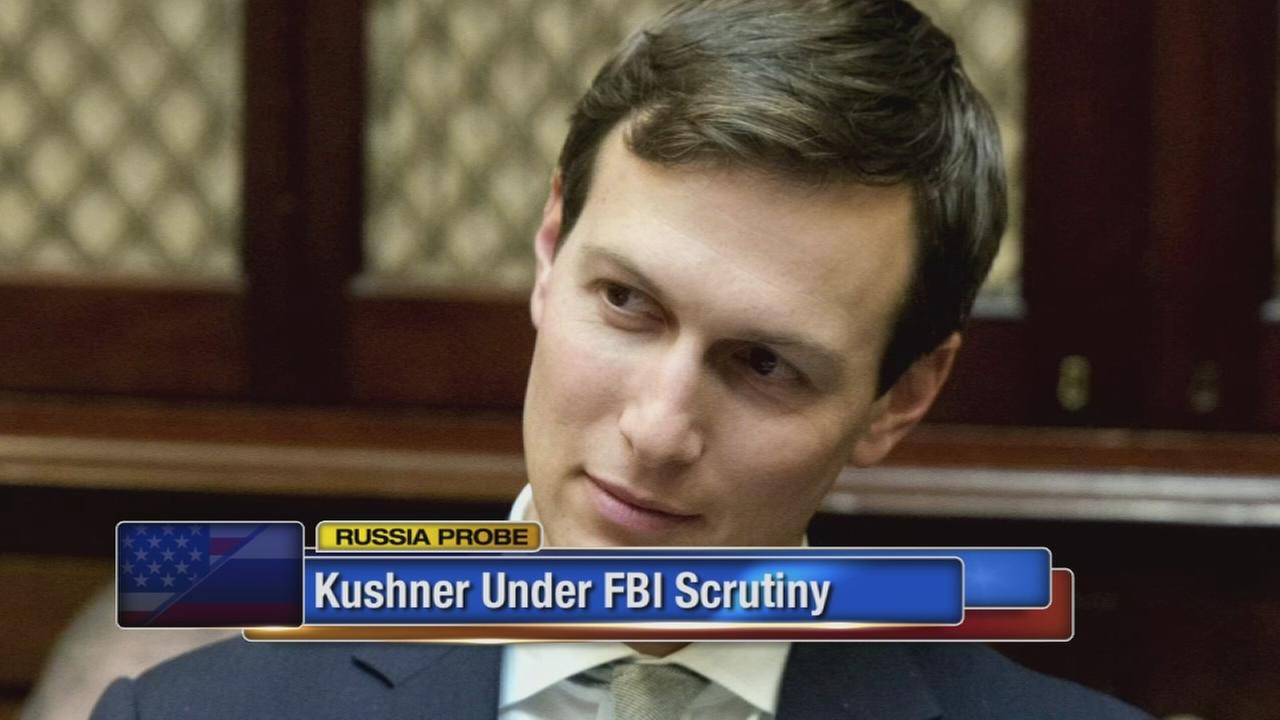 FBI looks at Kushner-Russia meetings; more documents sought