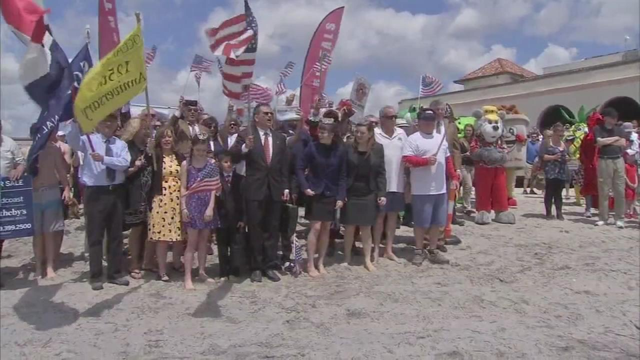 Jersey shore kicks off the summer season