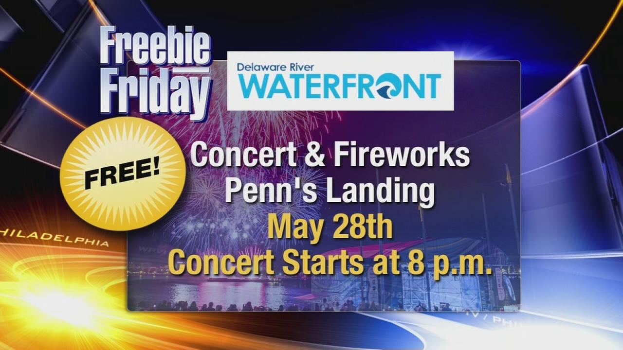 Freebie Friday: Fireworks, museum admission and more!
