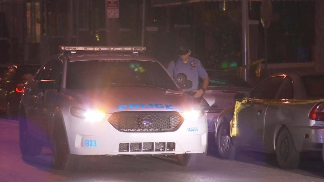 VIDEO: Man, 71, shot during robbery in West Phila.