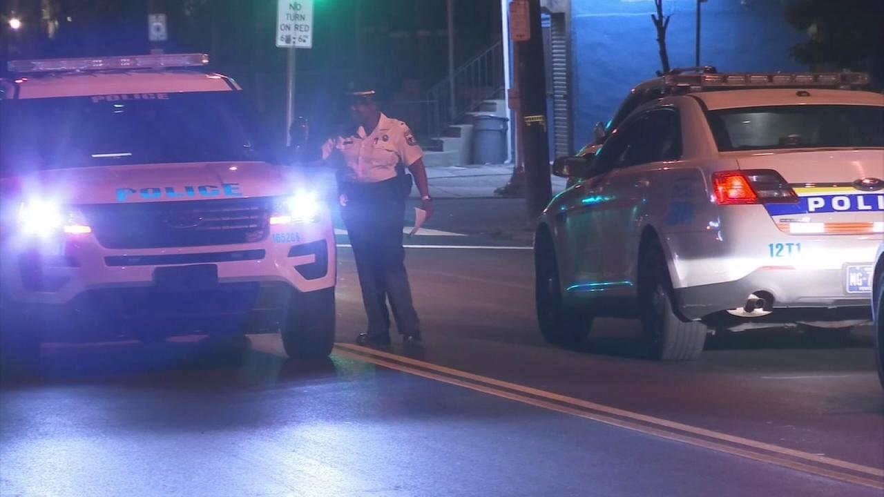 VIDEO: Man shot twice in the face in Southwest Philadelphia