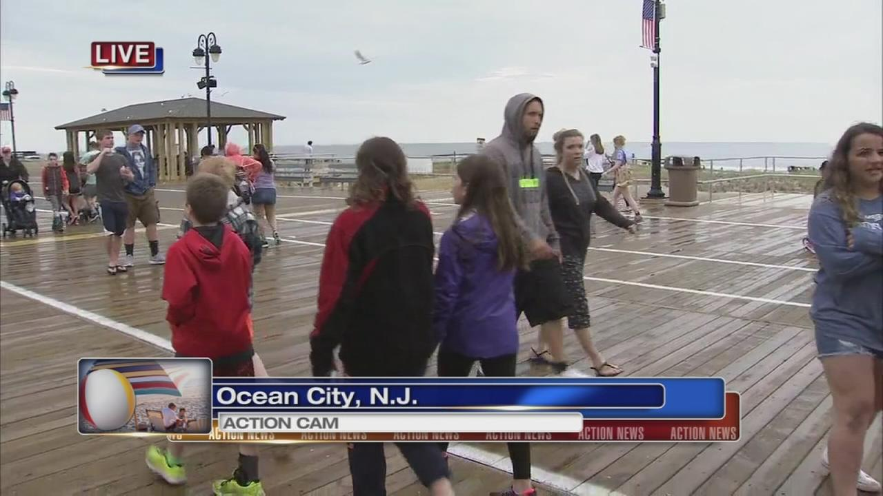 Unofficial start of summer kicks-off at Jersey Shore