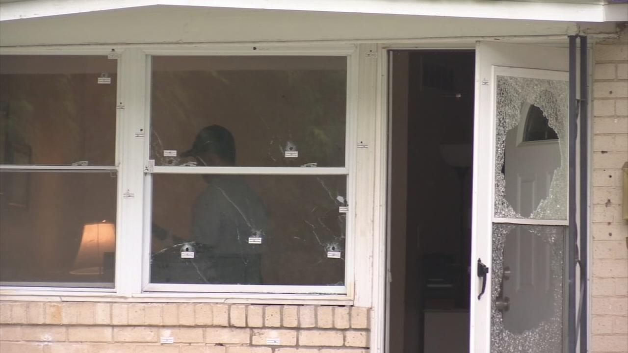 Delaware house shot up while teens asleep inside