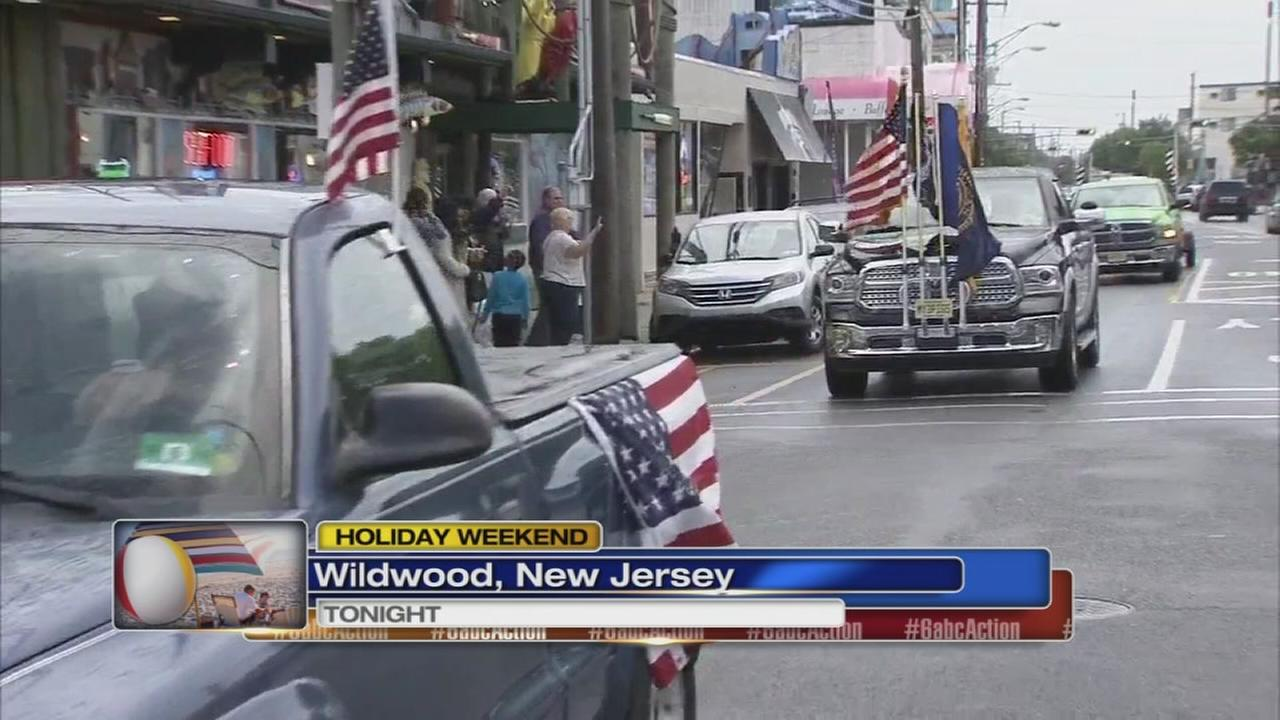 Fallen heroes honored at Jersey Shore