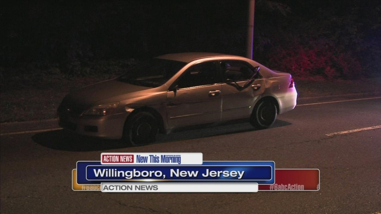 Hit-and-run investigated in Willingboro