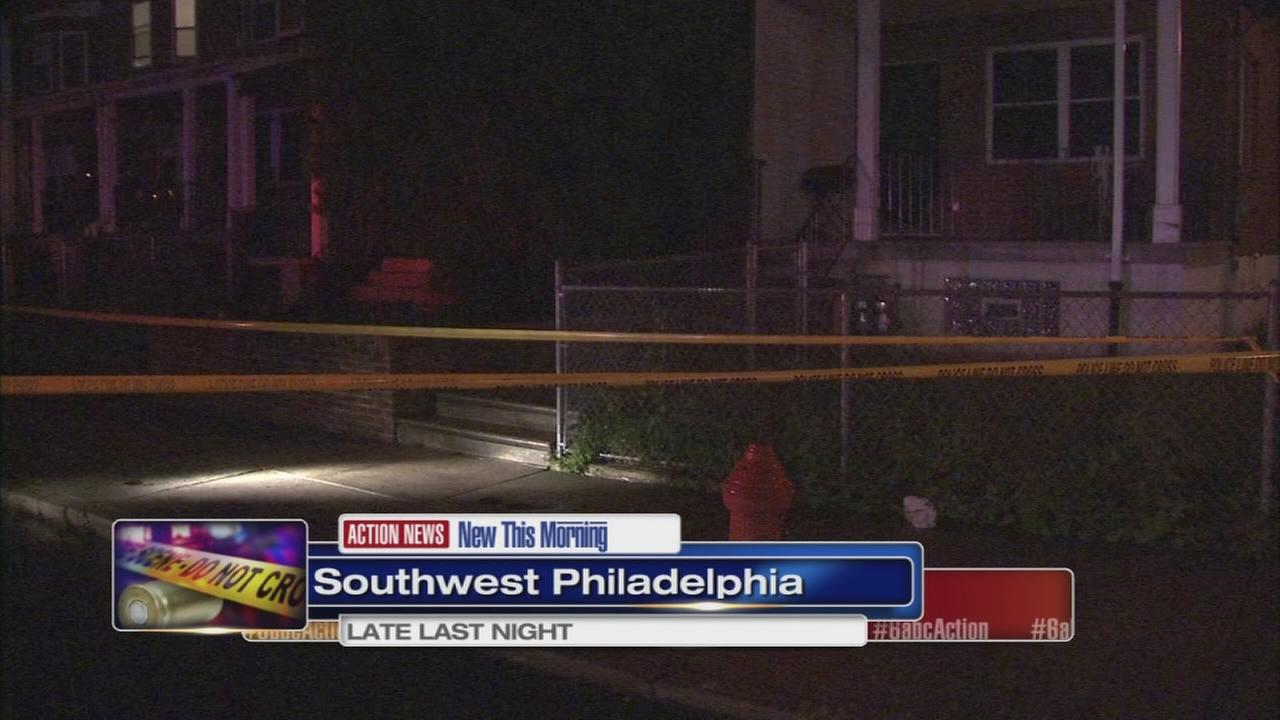 Teen injured in Southwest Philadelphia shooting