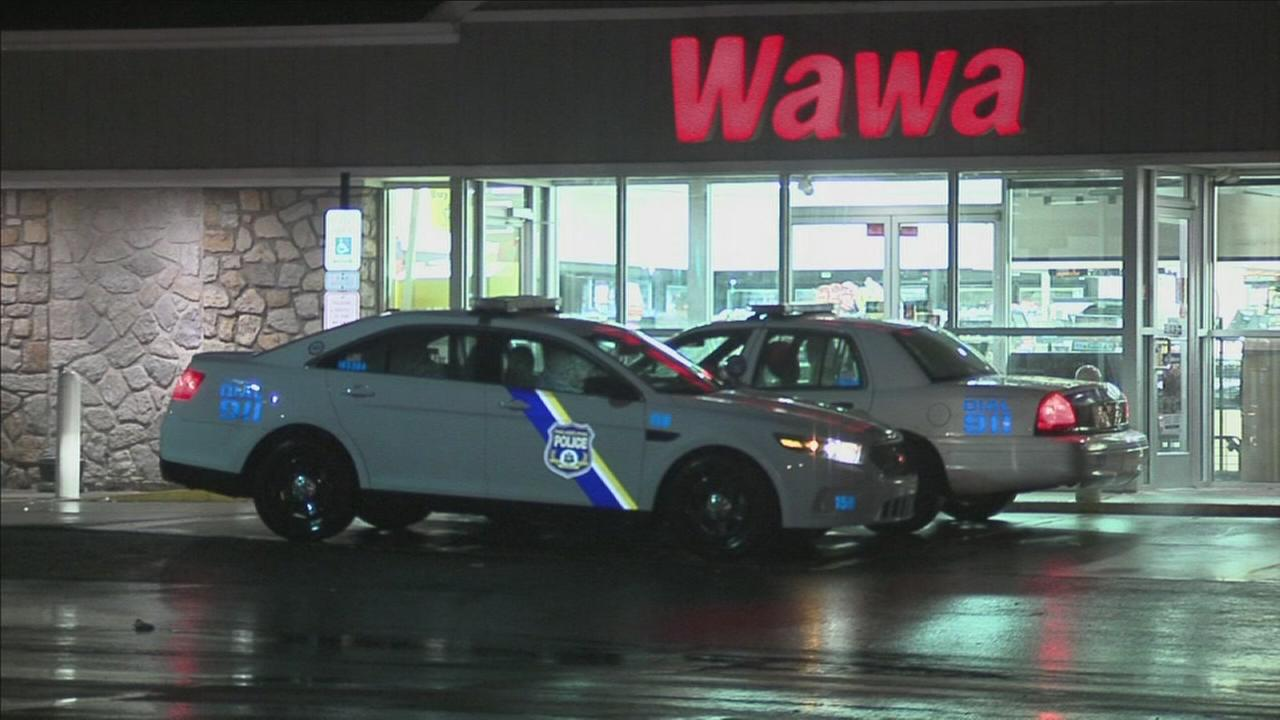 Wawa robbed at closing time in Wissinoming