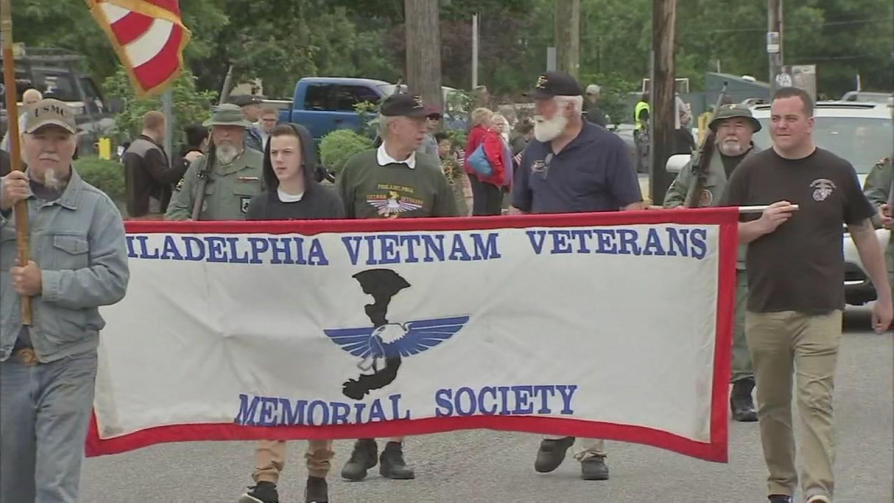 Bridesburg honors the fallen with Memorial Day tradition