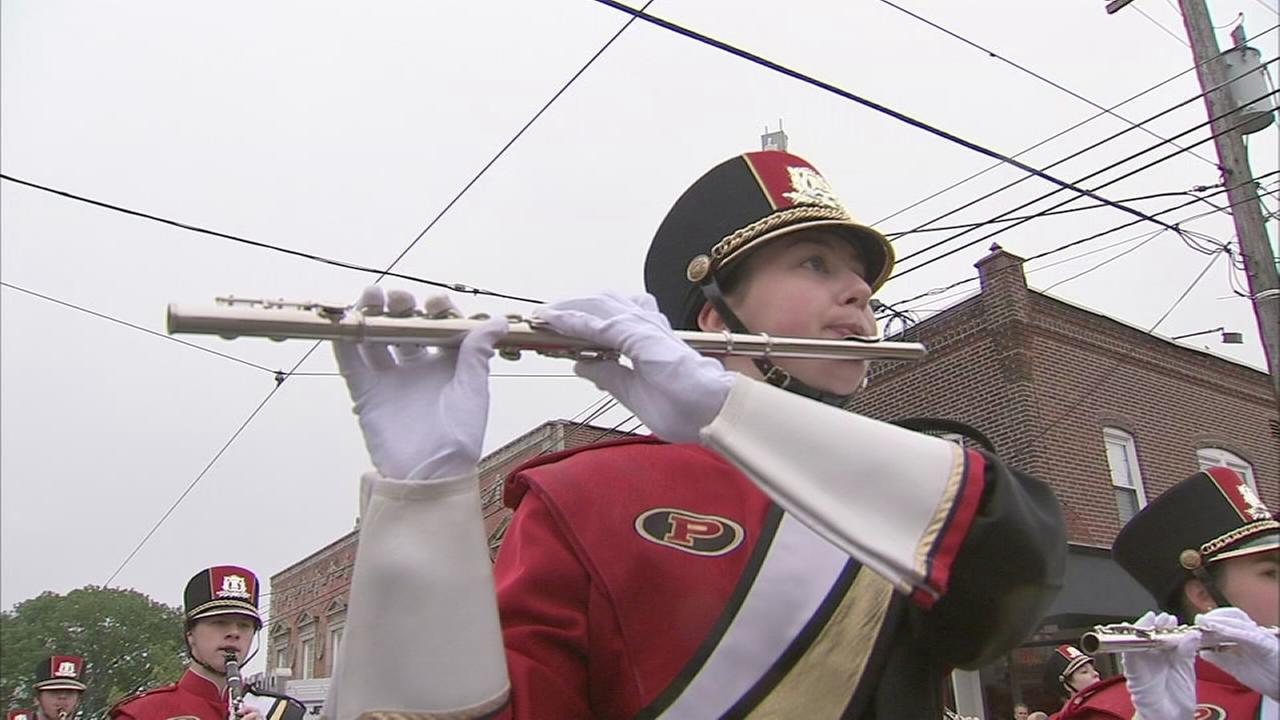 Memorial Day marked with parade in Media, Pa.