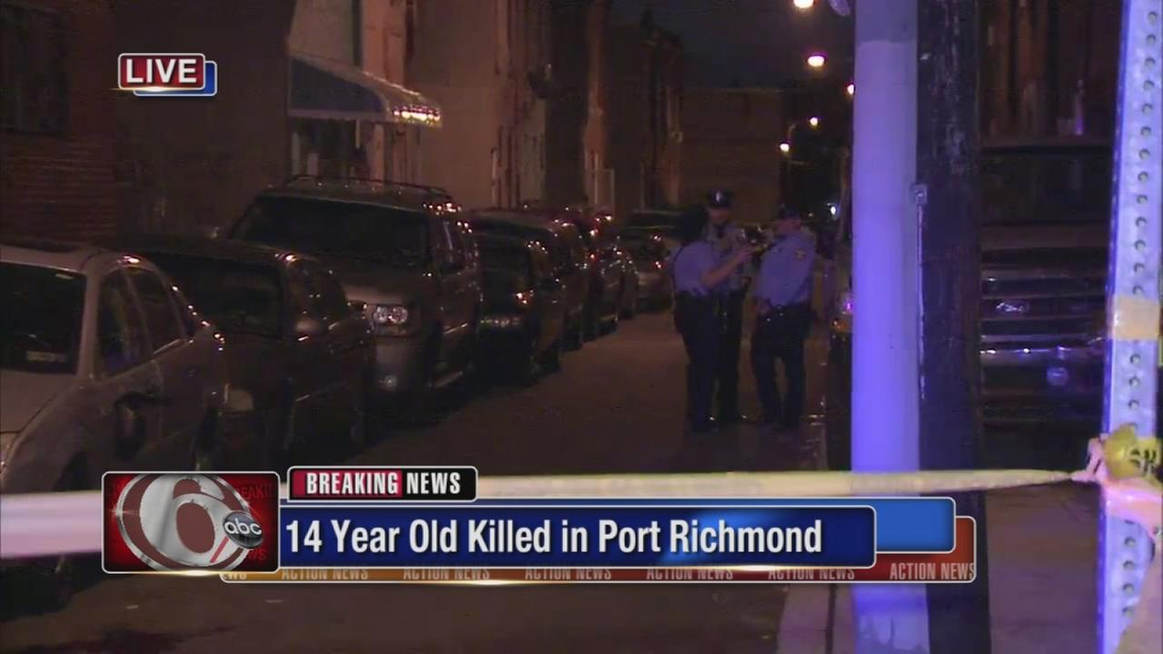 Teen killed, another injured in Port Richmond