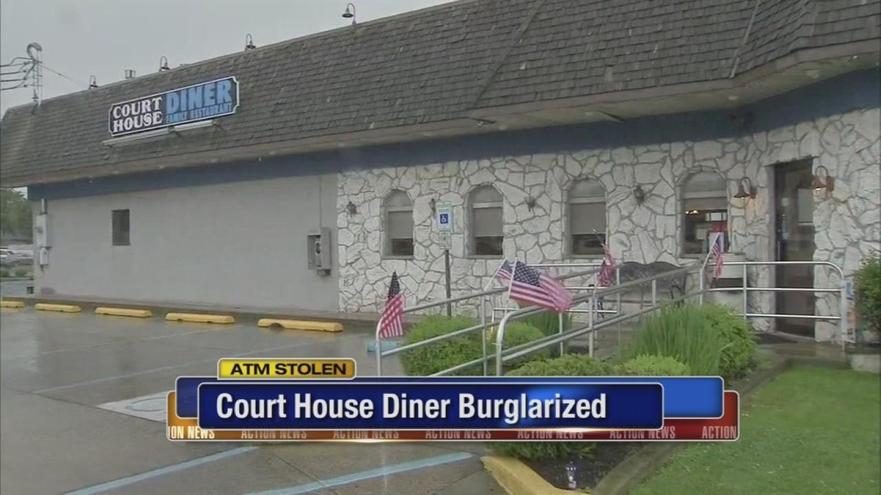 ATM stolen from Ocean County diner