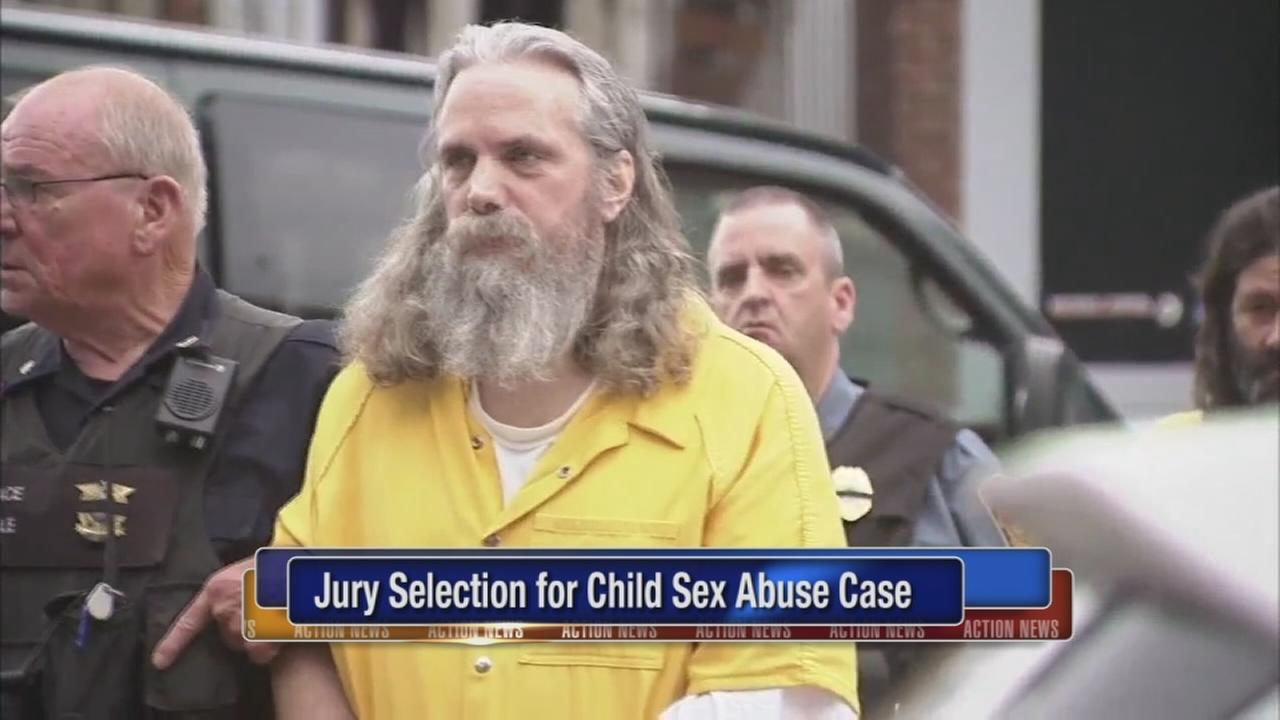 Openings slated for man accused of abusing gifted girl