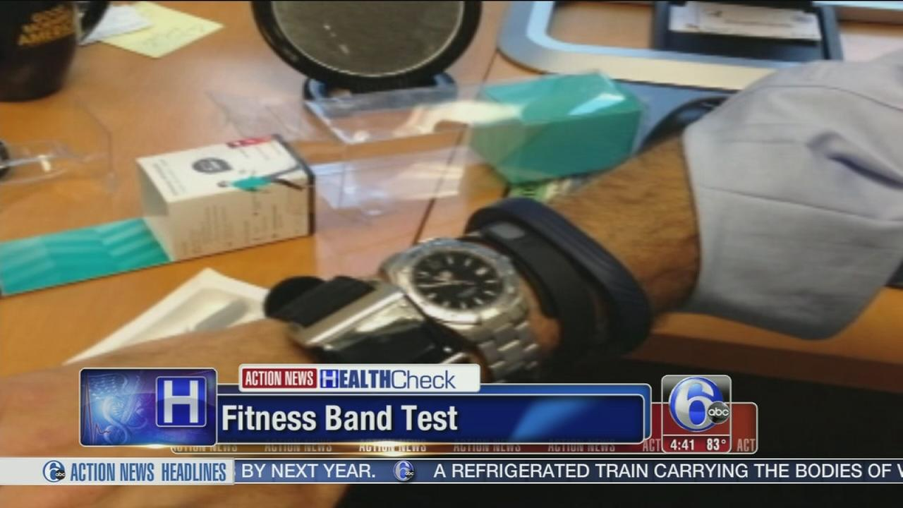 VIDEO: How accurate are fitness bands?