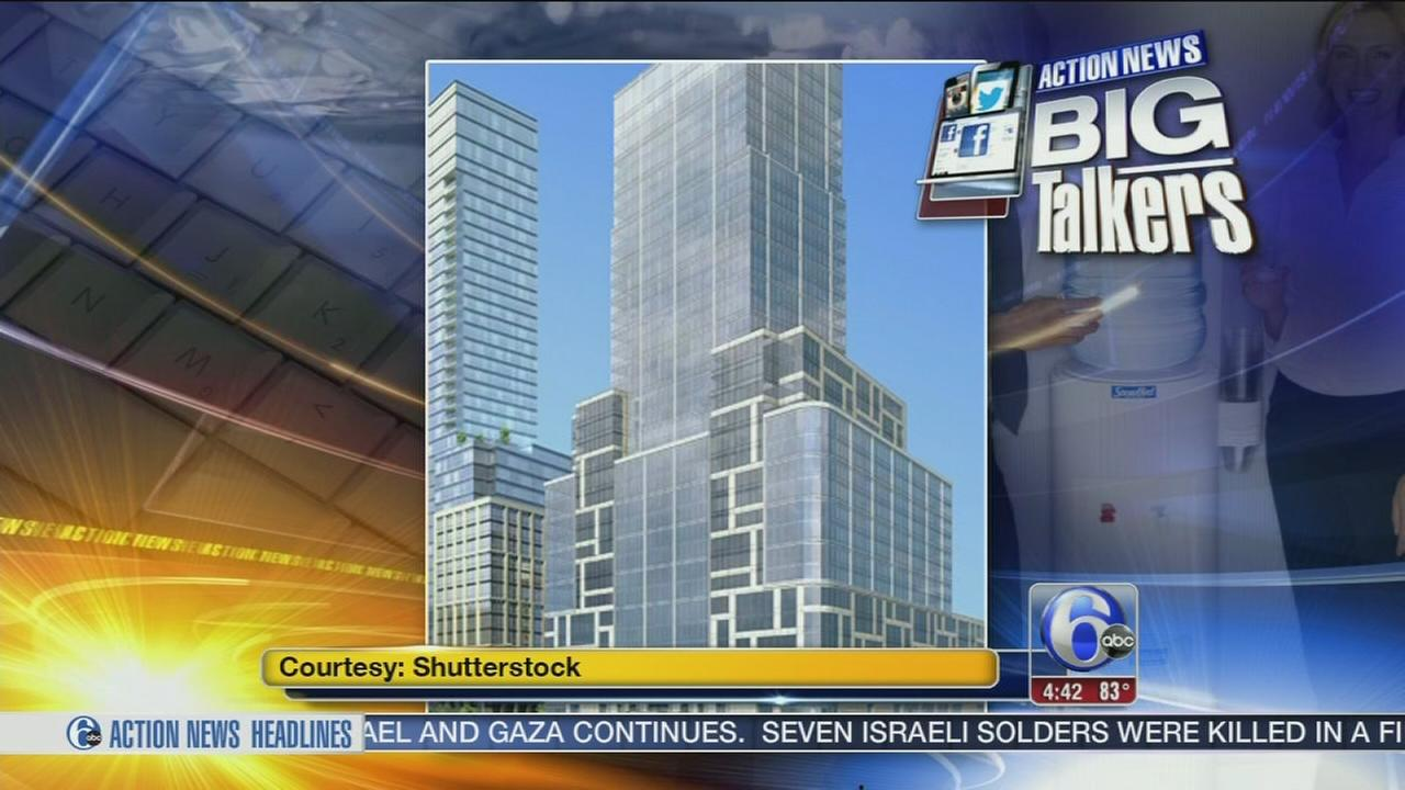 VIDEO: Entrance to Manhattan high-rise called poor door