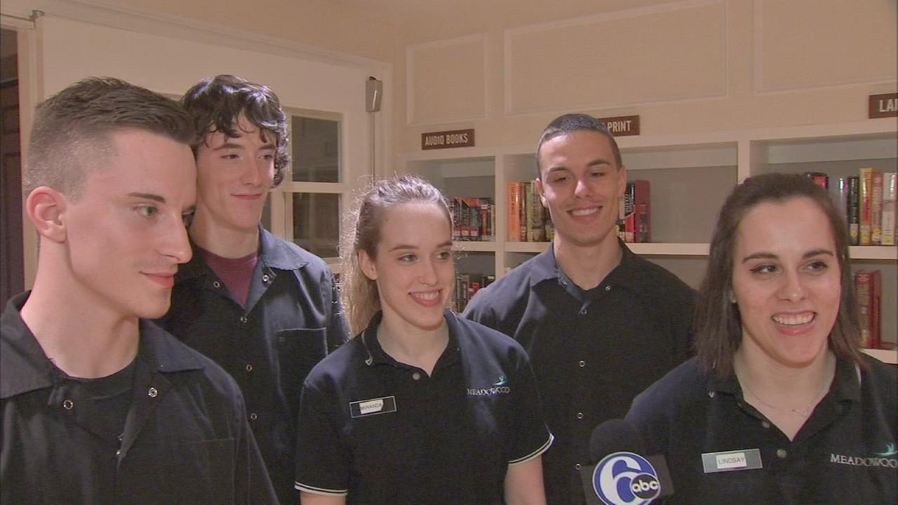 Griffin quintuplets are graduating high school