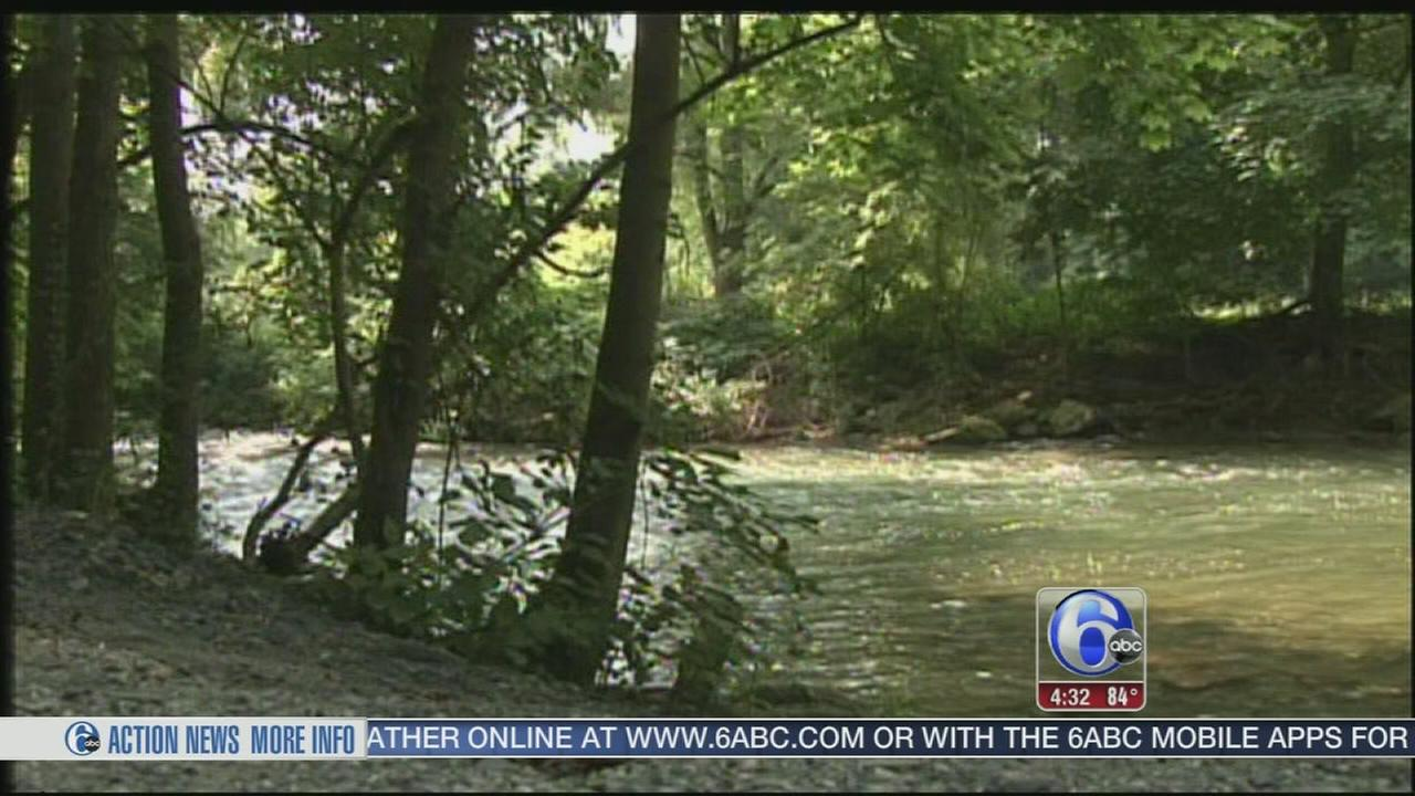 VIDEO: Body found in Little Lehigh Creek