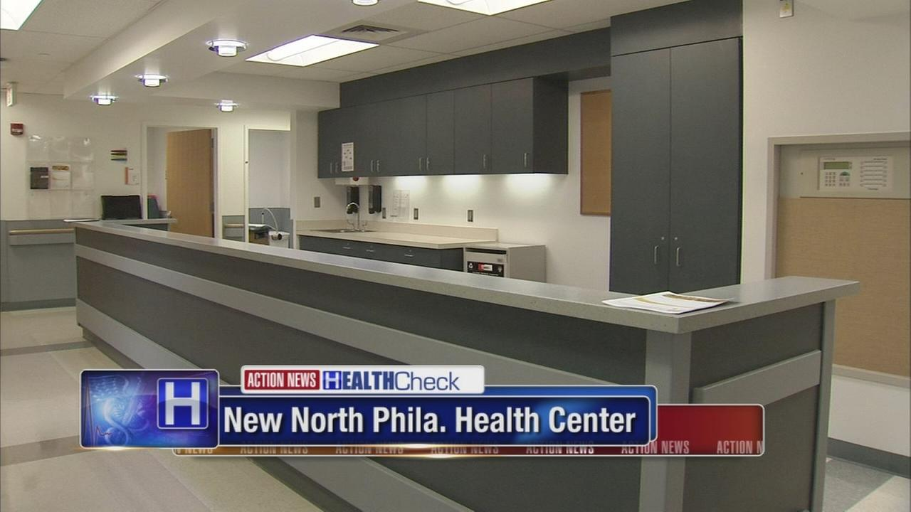 Residents get new health care center in North Philly