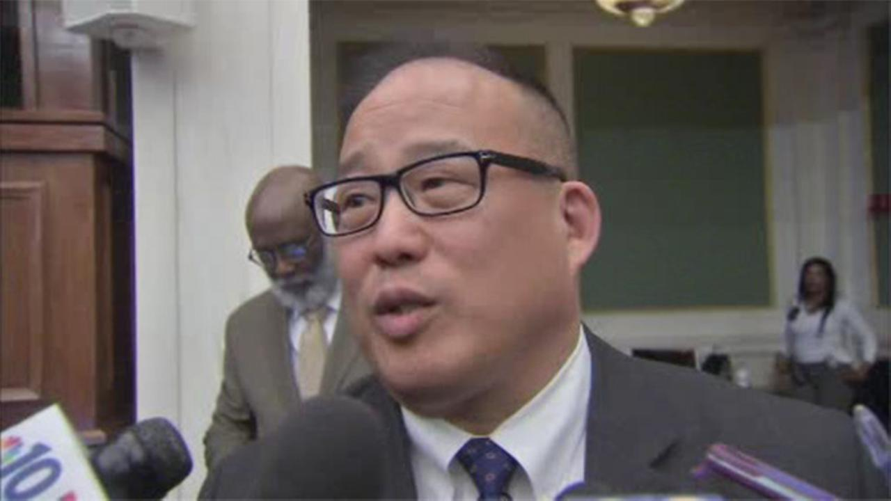 Philadelphia councilman stabbed during attempted robbery