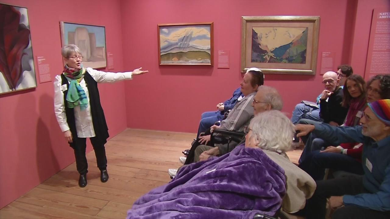 Art of Aging: Art programs helping those with Alzheimers