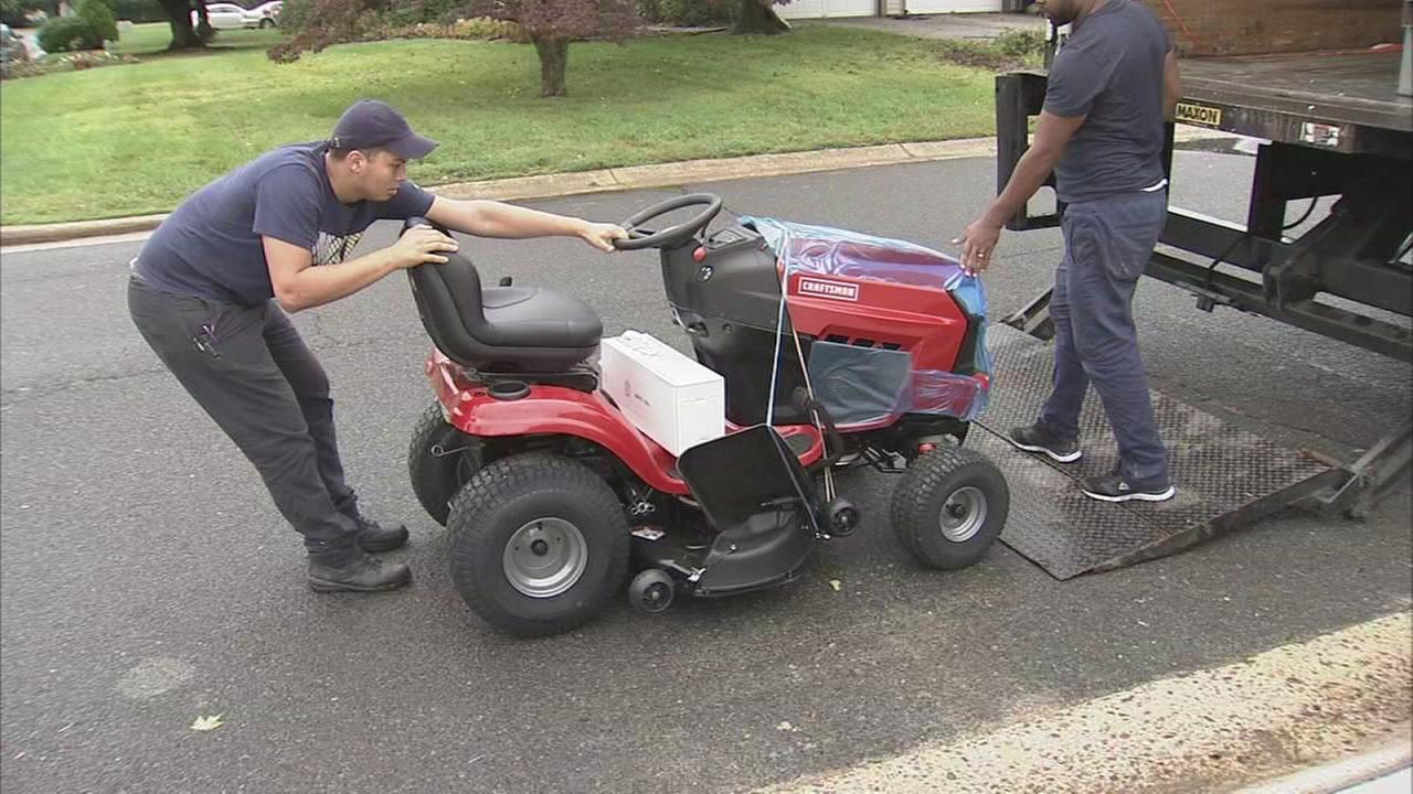 Action News Troubleshooters help lawnmower owner get new one