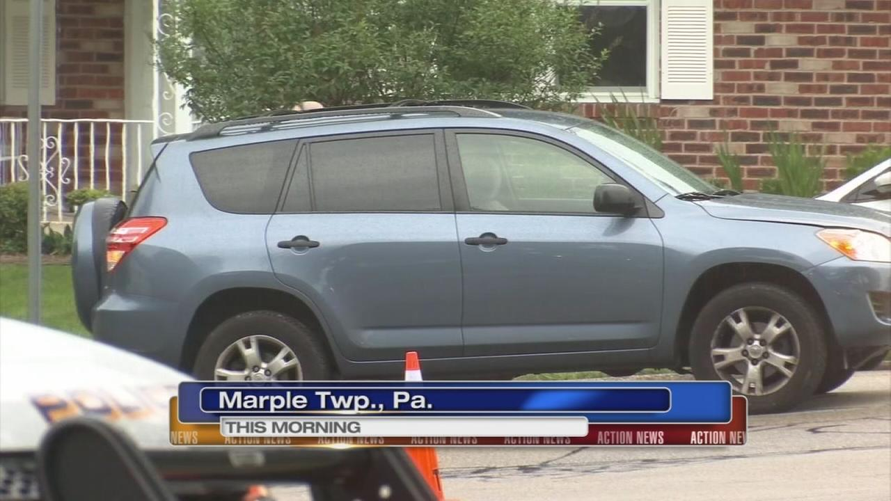 Person struck and killed in Marple Twp.