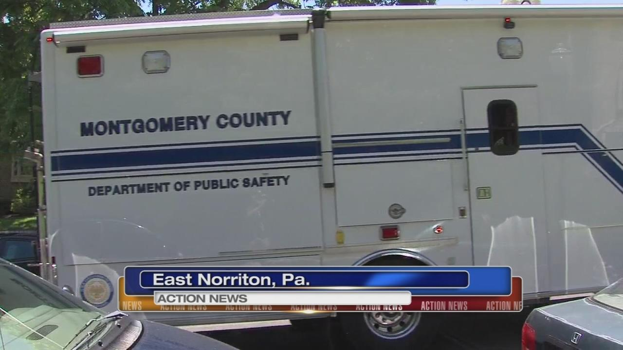 Police: 4 people questioned in Montco drug raid