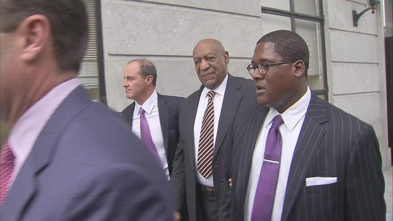 Cosby on trial in Montgomery County