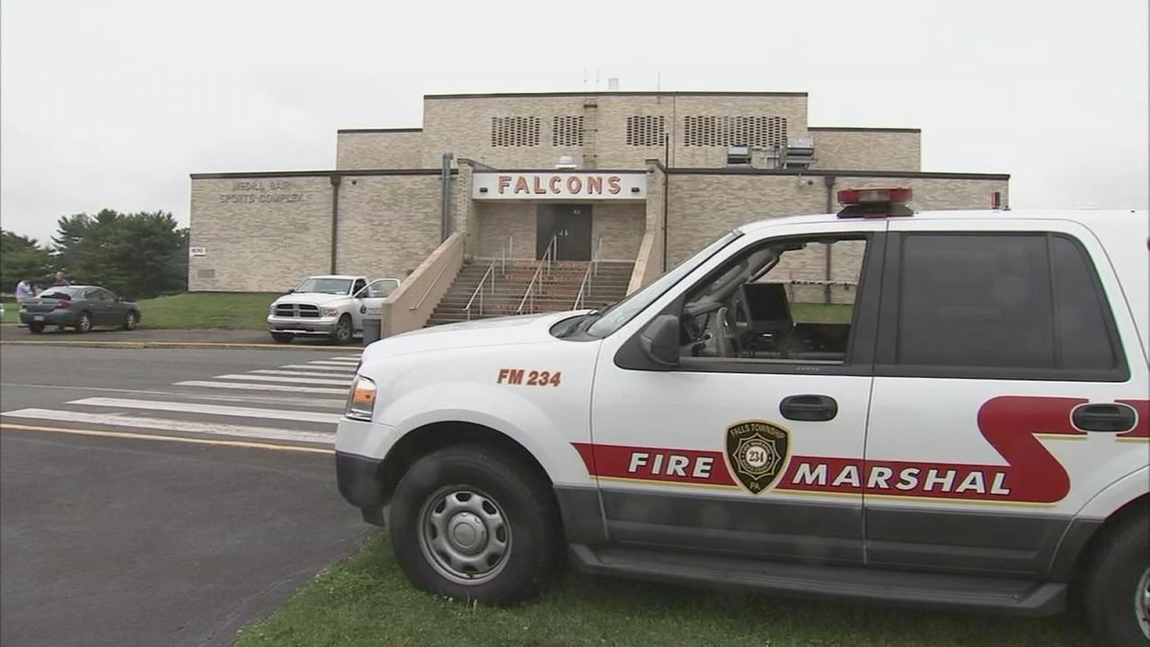 5 Pennsbury students hospitalized for possible chemical exposure