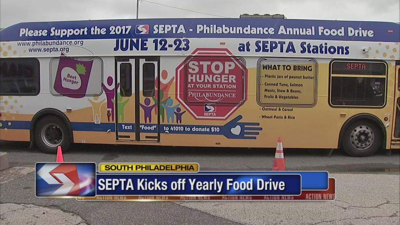 Stop hunger at your station program