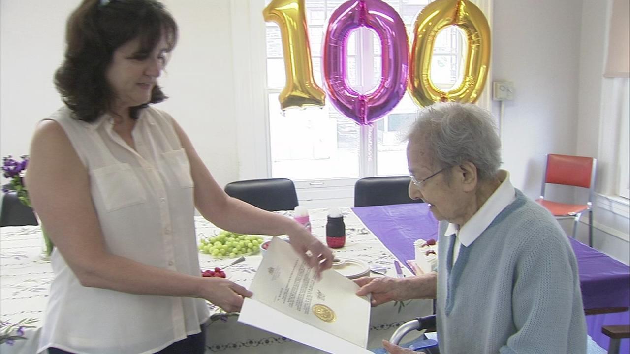 Celebrating a century