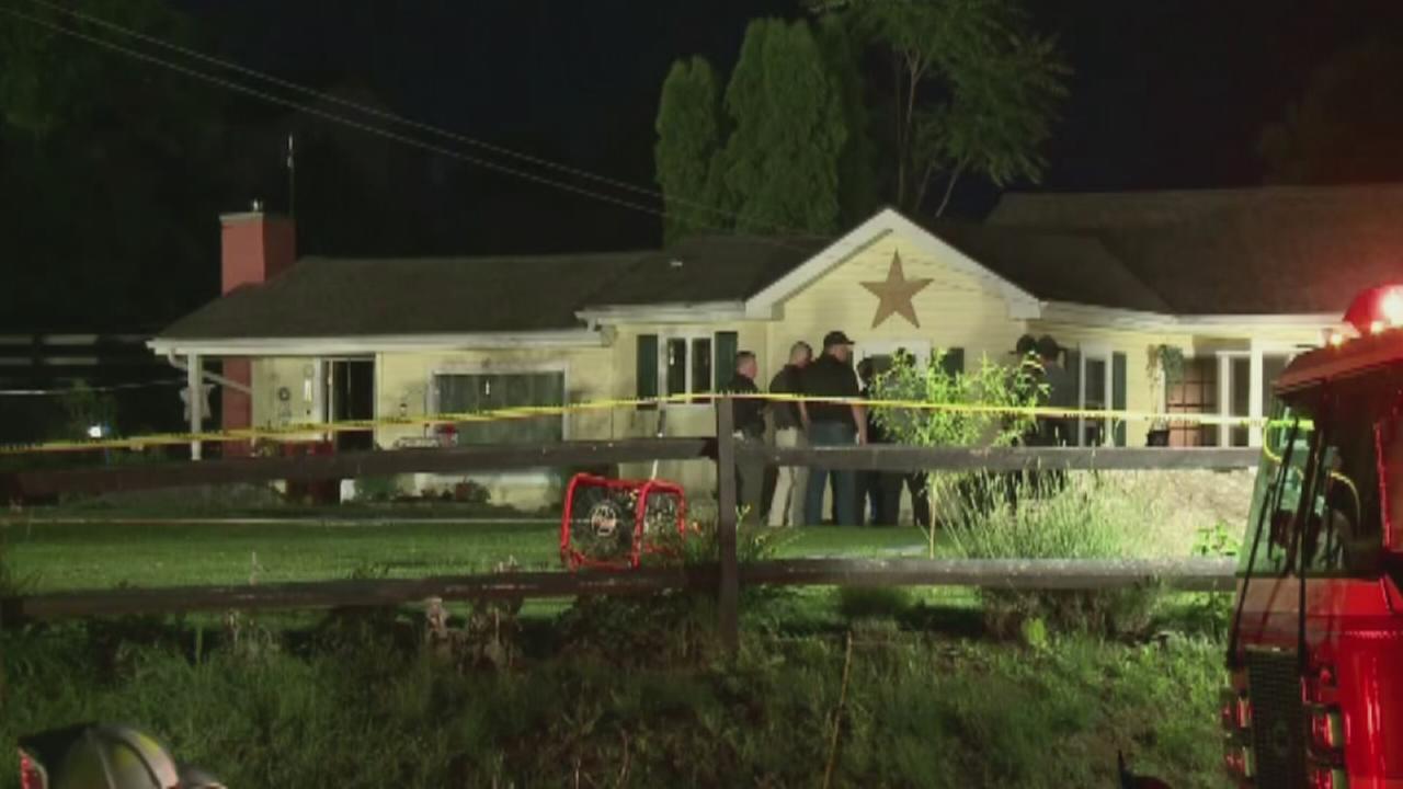 Coroner: Mother shot kids, self in Lancaster County