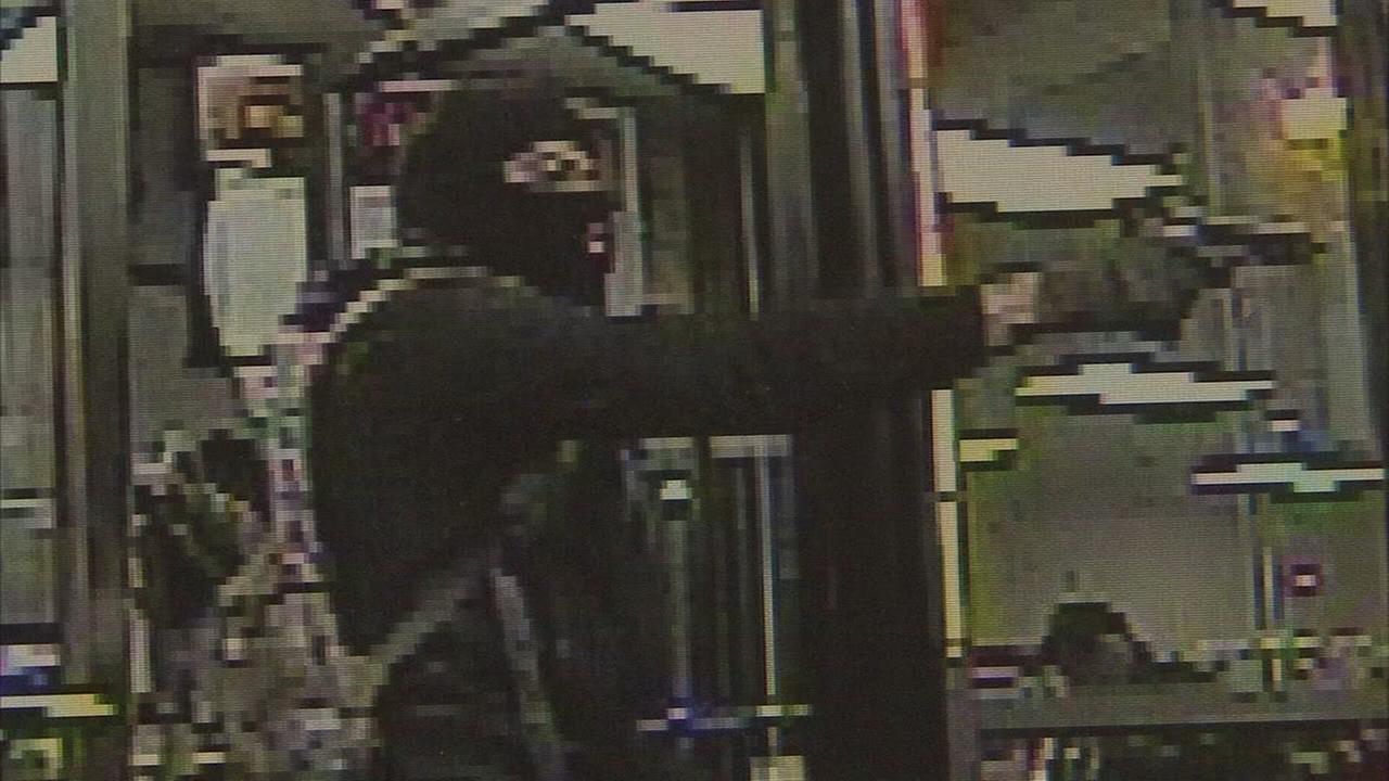 Surveillance in Delco Wawa robbery