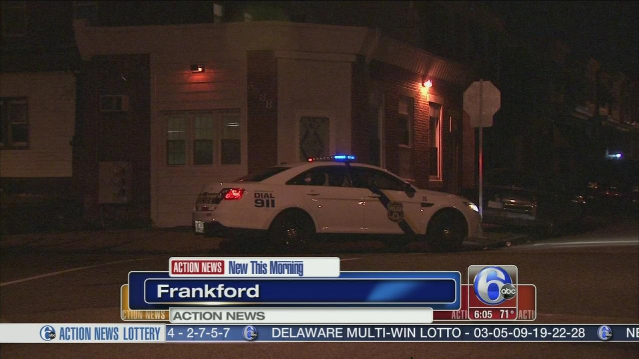 VIDEO: Father and son robbed during home invasion in Frankford