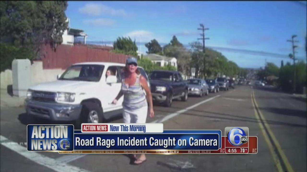 VIDEO: Road Rage argument caught on camera