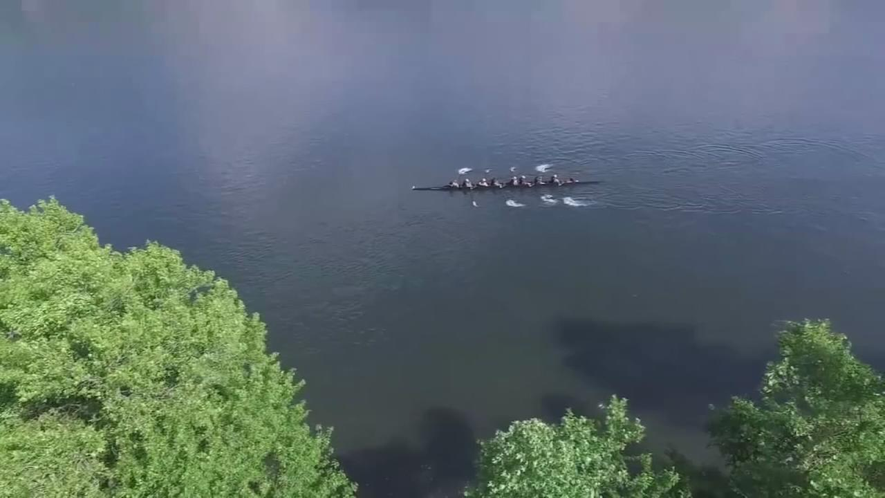 VIDEO: Drone 6 over the Stotesbury Regatta