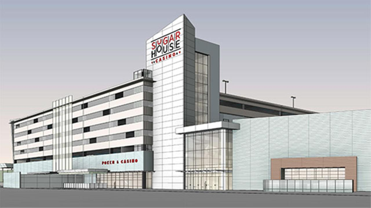 SugarHouse Casino breaks ground on $164 million expansion