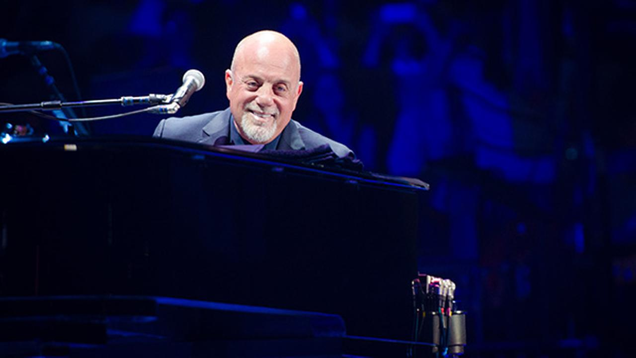 Library honors Billy Joel with US pop music prize